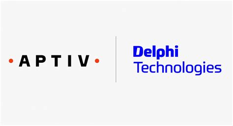 Delphi Automotive partners with Landor to spin off Delphi