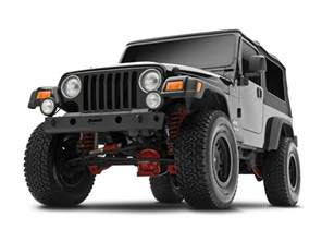 Jeep Wrangler Tj Shocks Rancho 2 5 Quot Sport Suspension Lift Kit With Shocks For 97