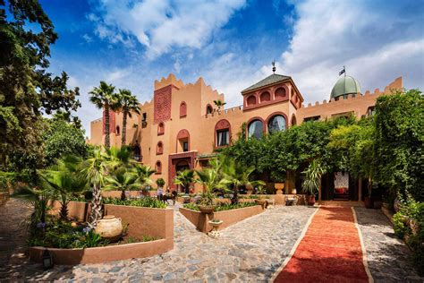 A Place In Marrakesh For Richard Branson To Visit by Two Stay For Two At Sir Richard Branson S Luxury