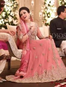 How To Drape Lehenga Dupatta Pakistani Bridal Lehenga Dresses Designs Styles 2017 2018