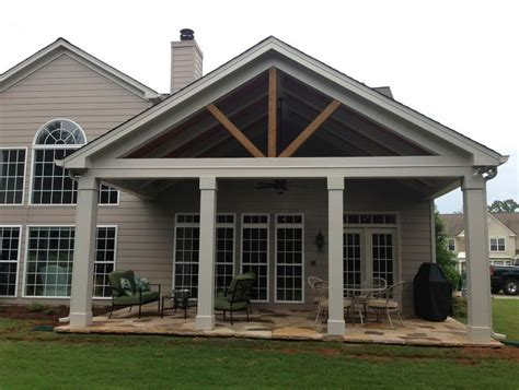 covered porch roof design home design idea front porch