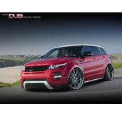 Carros Pap&233is De Parede/wallpapers Ranger Rover Evoque DUB