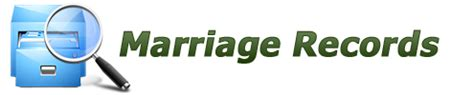 Marriage Records Access Marriage Records Search Marriage Records For Genealogy