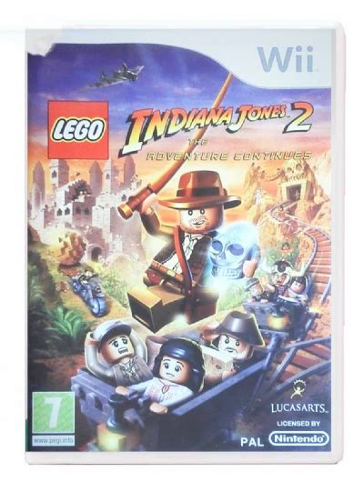 tutorial lego indiana jones 2 wii buy lego indiana jones 2 the adventure continues wii