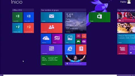 no veo los iconos escritorio windows 8 1 recuperar el icono de acceso al escritorio