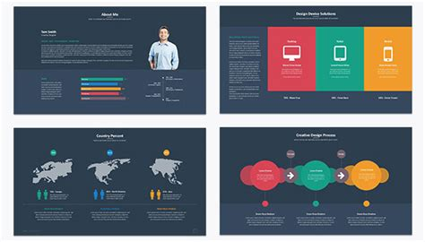 indesign powerpoint template 105 best powerpoint