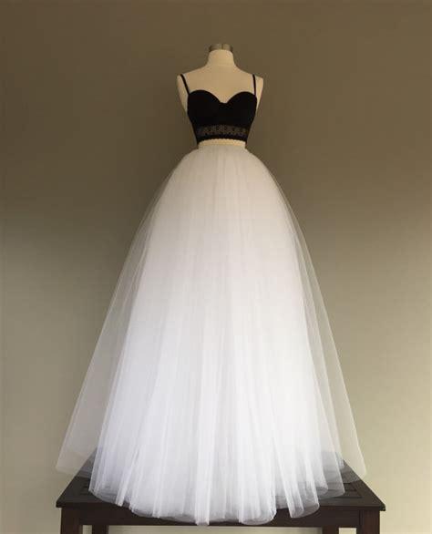 Floor Length Tulle Skirt by Floor Length Tulle Skirt White Tulle Skirt Tulle