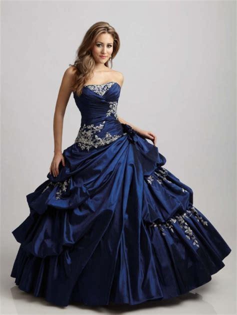 a blue wedding dress blue wedding dresses dressed up girl