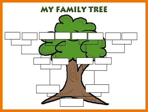 family tree maker free template 7 family tree maker template apa date format