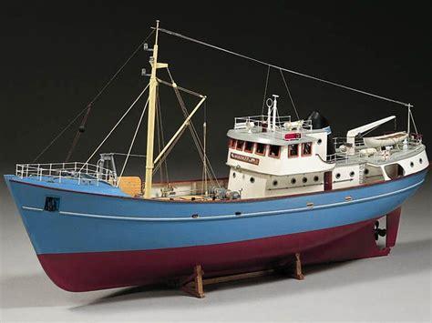 fishing boat trawler fishing trawler ships boat models pinterest