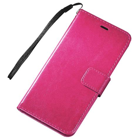 Roll On Pouch Slot 3 pu leather wallet pouch flip protective with stand card slots for nubia n3
