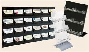 business card rack displays business card holders single or multi card cases
