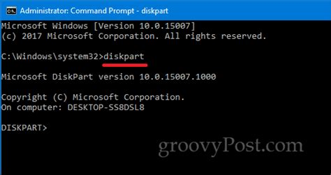 diskpart format command line how to format local disks usb storage and sd cards using