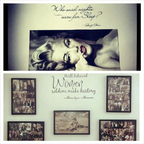 marilyn monroe bedroom ideas my bedroom only black and white or sepia colored