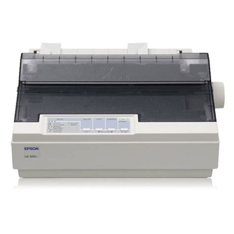 buy epson lq 300 ii dot matrix printer white at