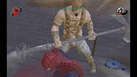 spiderman 3 the game walkthrough spider man 3 pc game walkthrough apocalypse 3 youtube