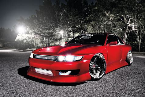 nissan tuner cars tuner car