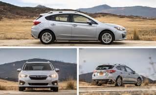 Subaru Impreza Wagon 2017 Subaru Impreza 5 Door Drive Review Car And