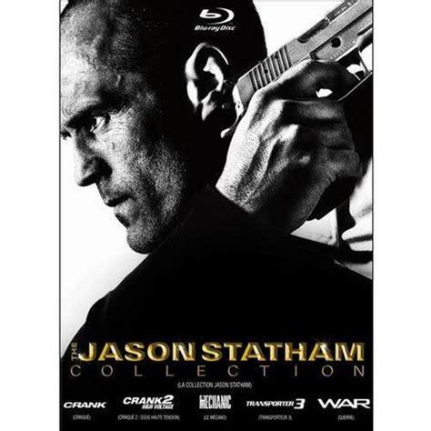 Film Guerre Jason Statham   the jason statham collection crank crank 2 high votage