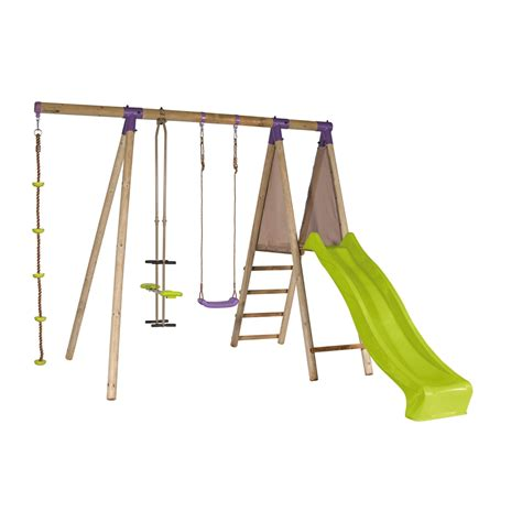 Portique Bébé Bois 6723 portique badiane balan 231 oire jeu enfant mobilier de