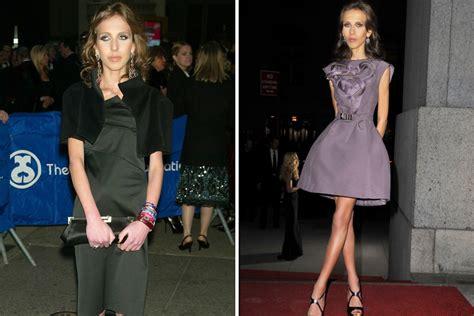 Allegra Versace Still Battling Anorexia by Allegra Versace D 237 Vala Jsem Se Smrti Do Oč 237 Pro ženy