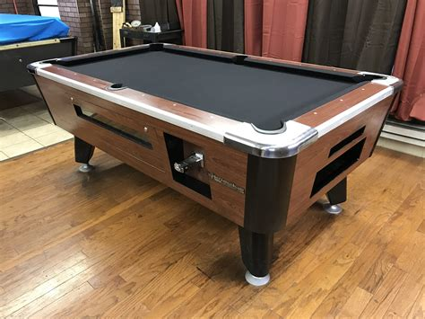 used coin operated pool tables table 030617 great used coin operated pool table