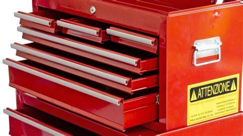 cassettiere per utensili carrello portautensili porta attrezzi con cassettiera