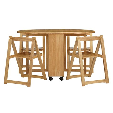 Dining Table And Four Chairs Buy Lewis Butterfly Drop Leaf Folding Dining Table And Four Chairs Lewis