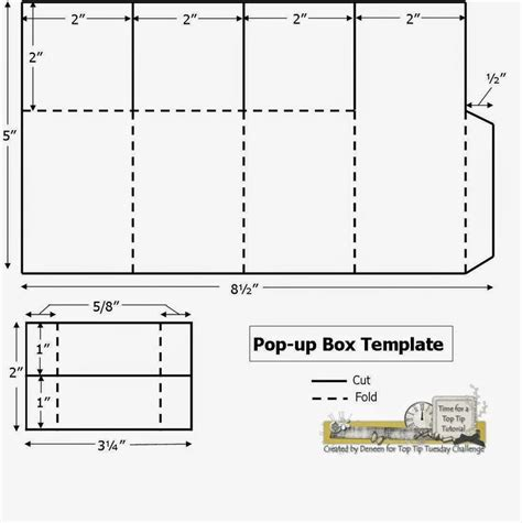 tip card template pop up box cards templates images tutorials and tips