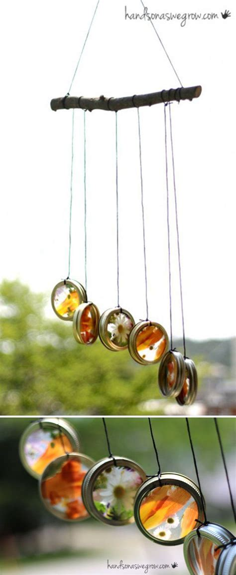 Handmade Chimes - 17 best ideas about wind chimes on