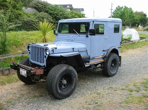 Jeep 1945 For Sale 1945 Ford Gpw Jeep For Sale 1837929 Hemmings Motor News