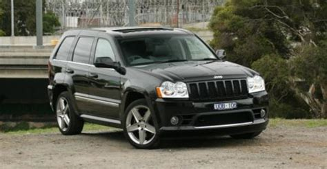 2007 Jeep Srt8 Review 2007 Jeep Grand Srt8 Road Test Caradvice