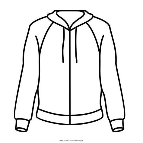 jacket color jacket coloring page ultra coloring pages