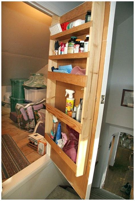 tiny house storage solution tiny house pinterest attic storage solutions house renos pinterest