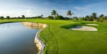 Golf Courses In Golf Course Review Iberostar Cancun Golf Club Cancun Mexico