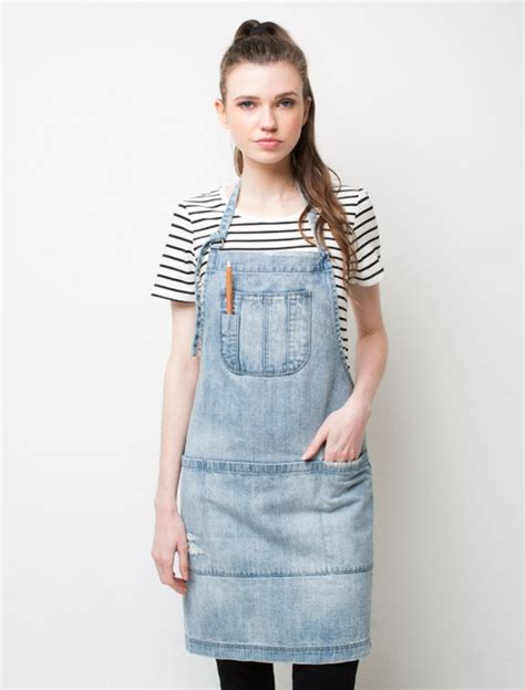Muchef Apron Mini Black Forest bib aprons premium quality aprons