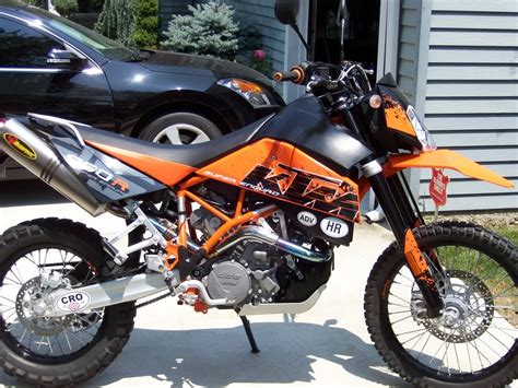 Ktm 950 R 2008 Ktm 950 Enduro R Moto Zombdrive