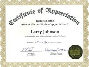 Recognition Certificate Free Printable Templates Certifiatetemplate » Home Design 2017