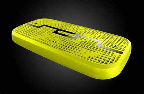 Bluetooth Deck by Motorola Sol Republic Deck Bluetooth Speaker Unveiled