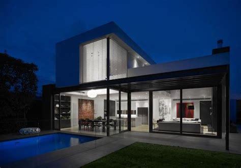 contemporary single storey house with stunning interior home design moderni talo sisustusblogi