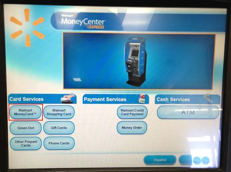 Walmart Gift Card Maximum Amount - how to load bluebird with gift cards at walmart moneycenter atm