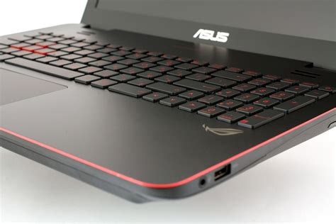 Laptop Asus Rog G501 Jw asus rog g551jw geforce gtx 960m review despite the obvious advantage of the g501 the g551