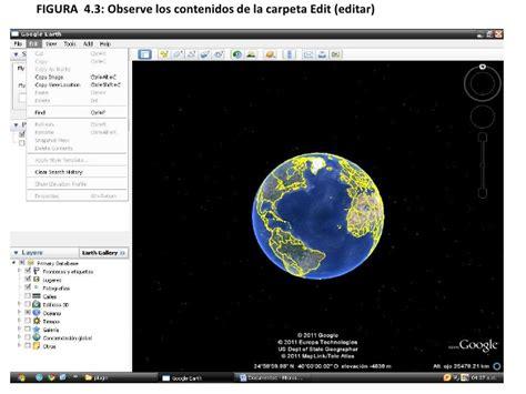 uso imagenes google earth google earth uso en ecologia ppt