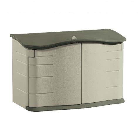 Rubbermaid Shed Shelf by Examine The Garage And Storage Shed Trends In The U S