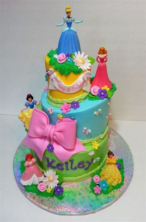 Map 3 Princess 2 Design 154 best disney princess cakes images on cakes desserts and eat