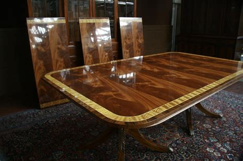 extra large  wide dining room table aston ct antique