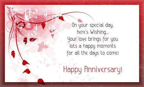 wedding anniversary ecards for friend happy wedding anniversary wishes quotes