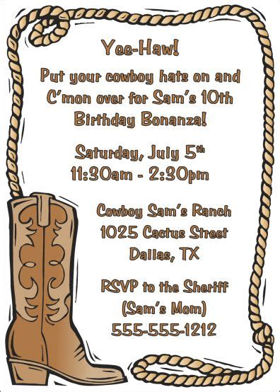 best 25 western invitations ideas on pinterest western