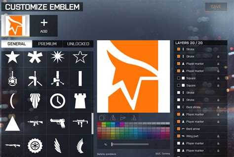 emblem maker submitted by lizardizzle