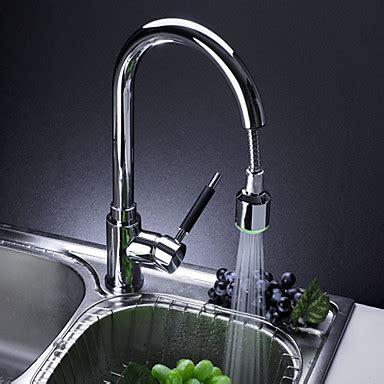 Kitchen Faucet Pull c 243 mo elegir el grifo para el lavabo